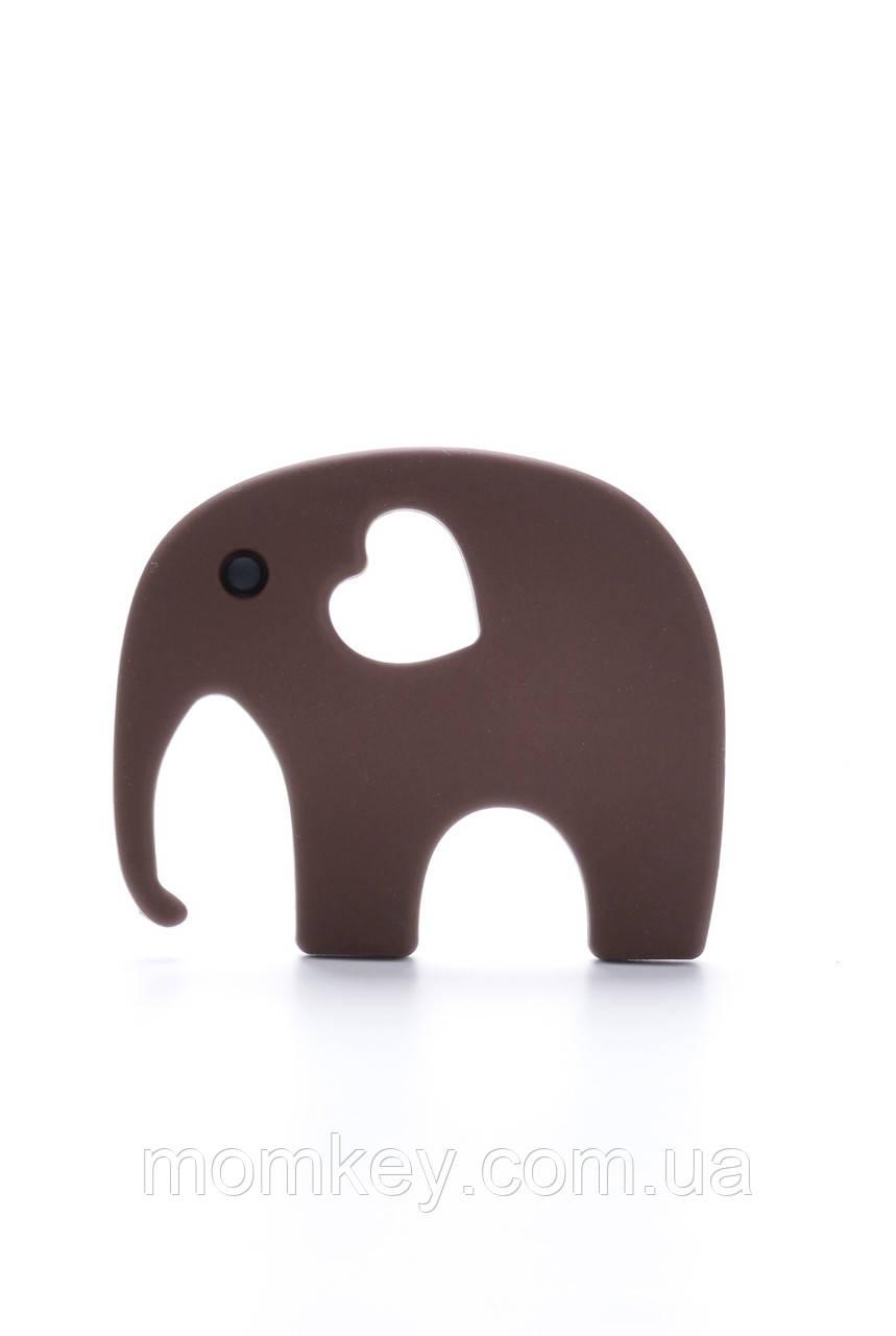 Слон (коричневый)