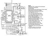 ON NCP5395T QFN48 2/3/4-канальный контроллер питания, фото 3