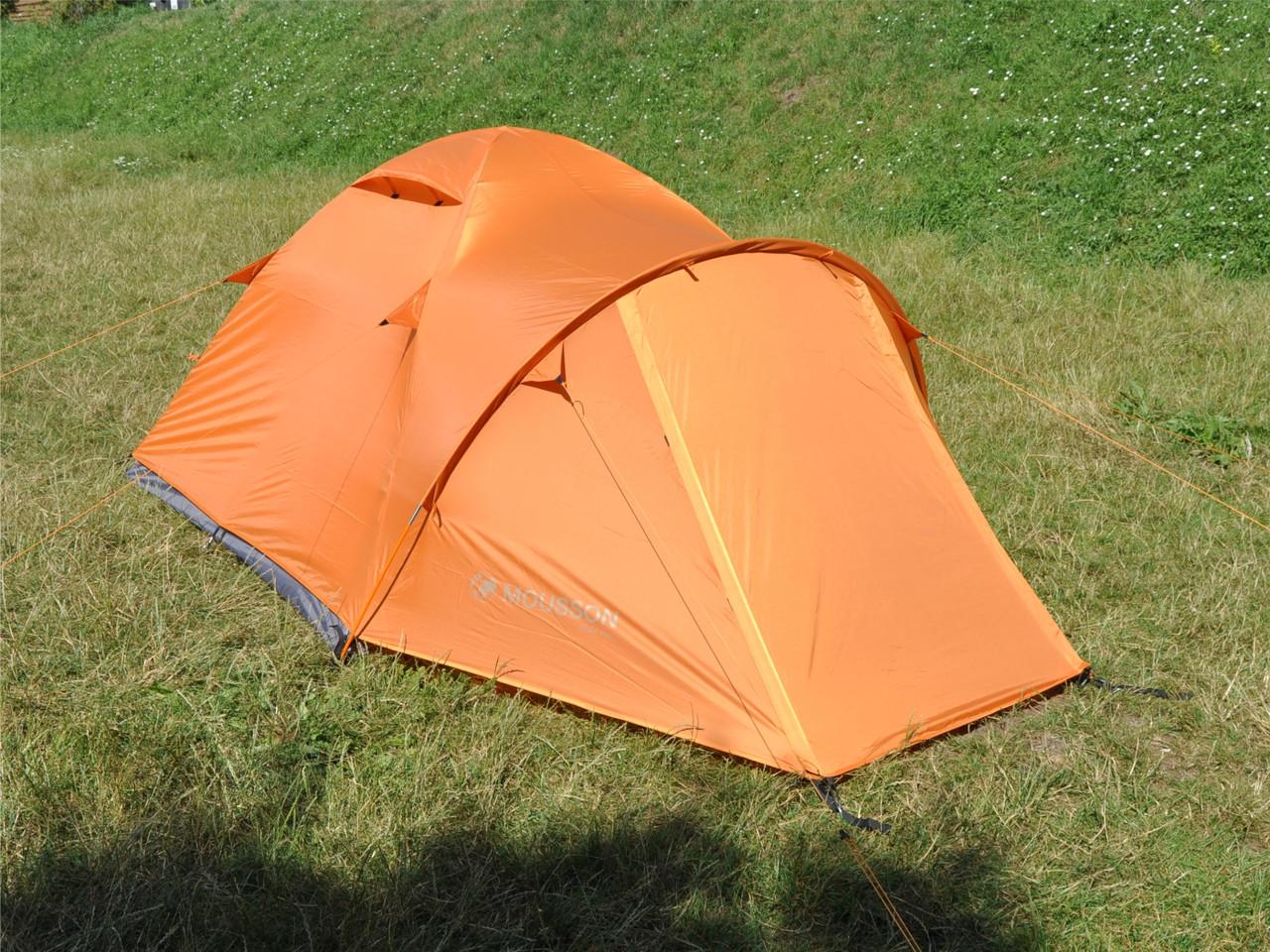 Палатка MOUSSON ATLANT 4 AL ORANGE