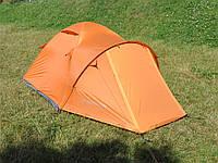 Палатка MOUSSON ATLANT 4 AL ORANGE, фото 1