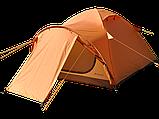 Палатка MOUSSON ATLANT 4 AL ORANGE, фото 3
