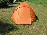 Палатка MOUSSON ATLANT 4 AL ORANGE, фото 4