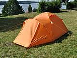 Палатка MOUSSON ATLANT 4 AL ORANGE, фото 5