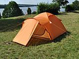 Палатка MOUSSON ATLANT 4 AL ORANGE, фото 6