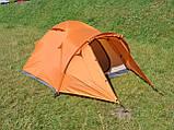 Палатка MOUSSON ATLANT 4 AL ORANGE, фото 8