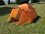 Палатка MOUSSON ATLANT 4 AL ORANGE, фото 9