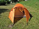 Палатка MOUSSON ATLANT 4 AL ORANGE, фото 10