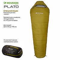 Спальный мешок MOUSSON PLATO R, фото 1
