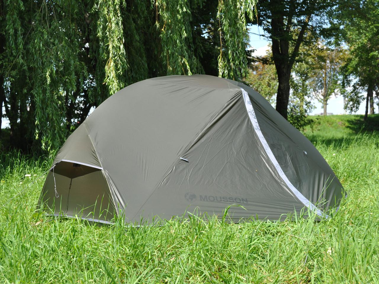 Палатка MOUSSON AZIMUT 2 KHAKI, фото 1