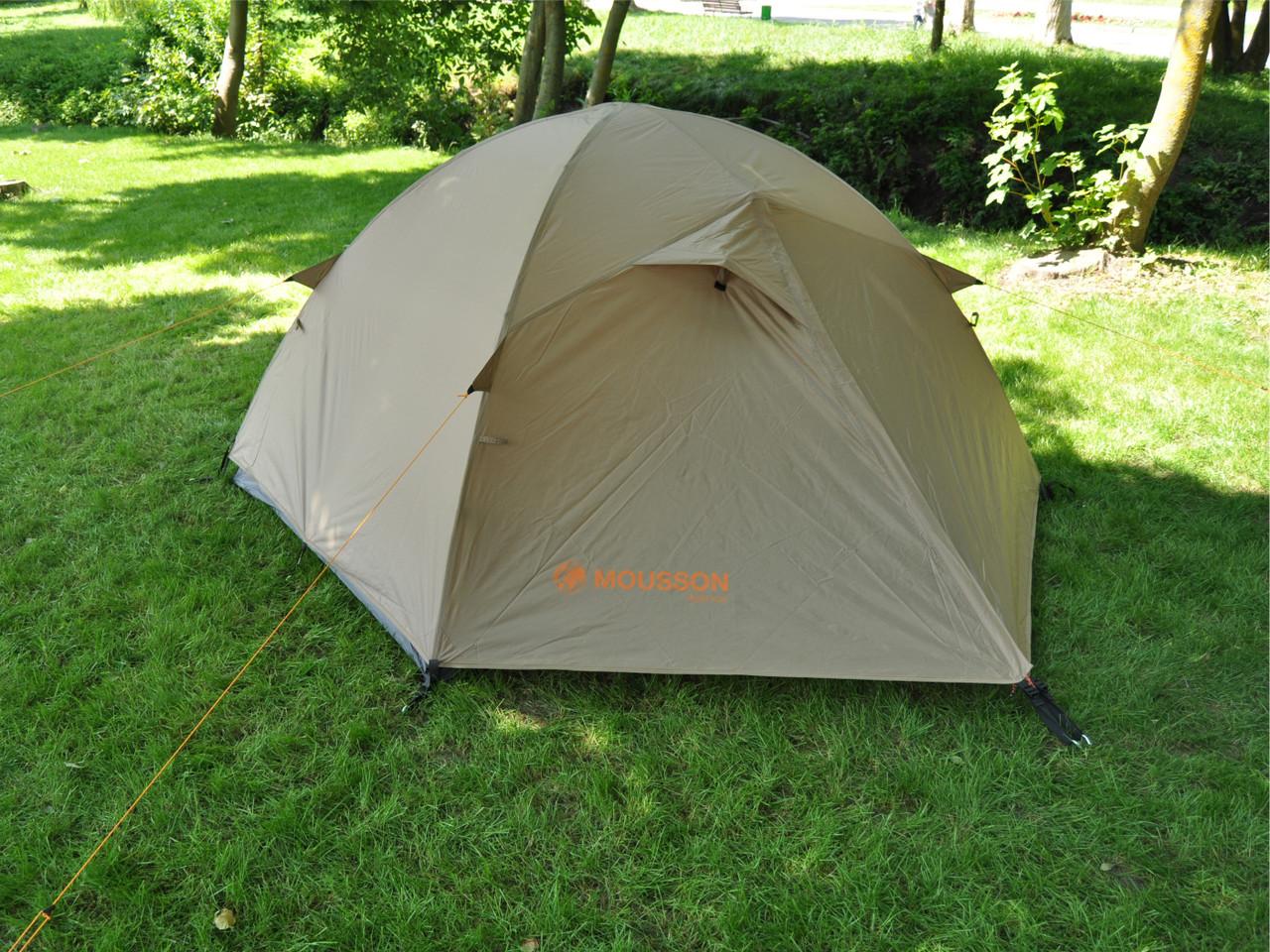 Палатка MOUSSON DELTA 2 SAND