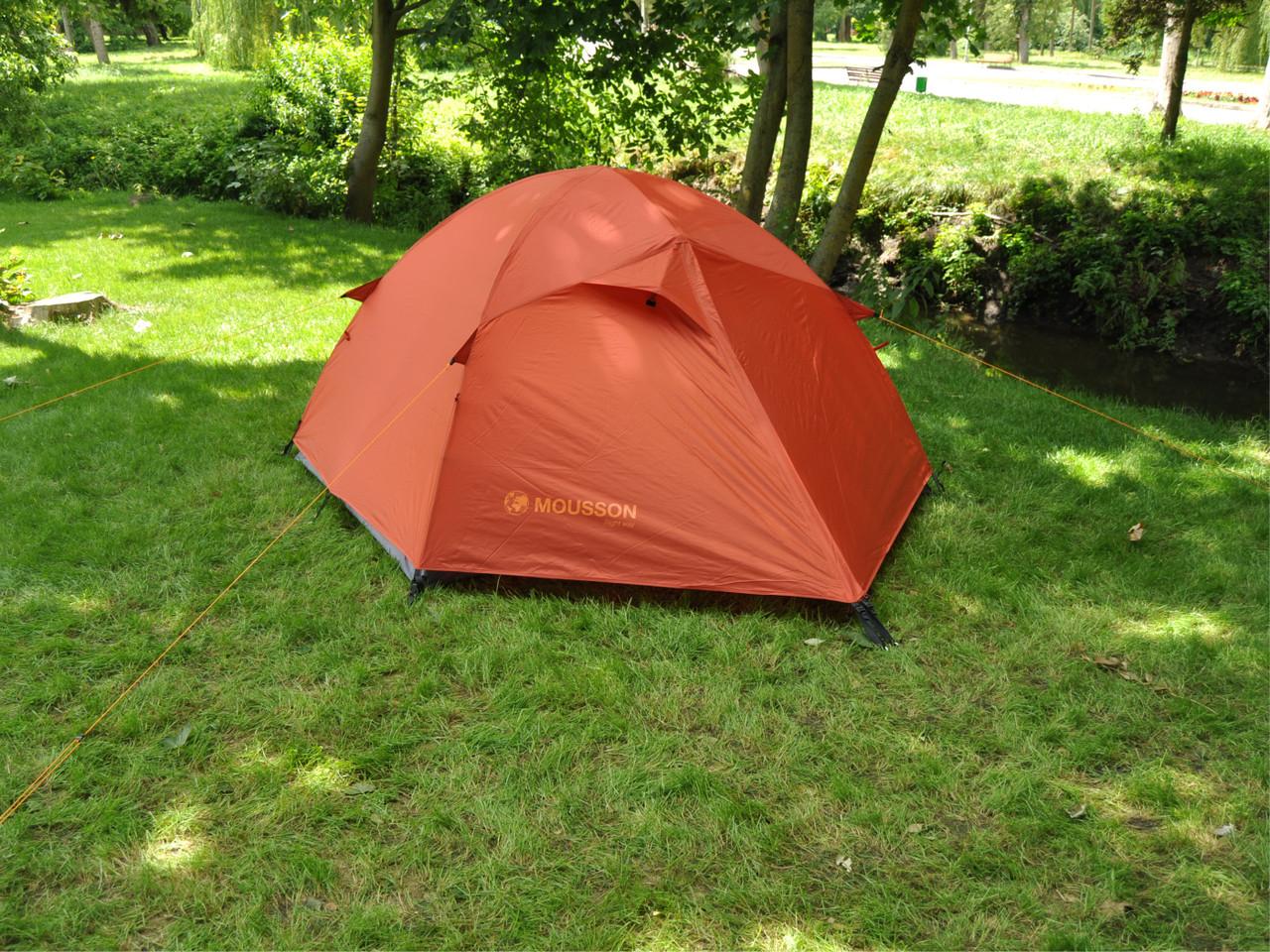 Палатка MOUSSON DELTA 2 AL AMBER
