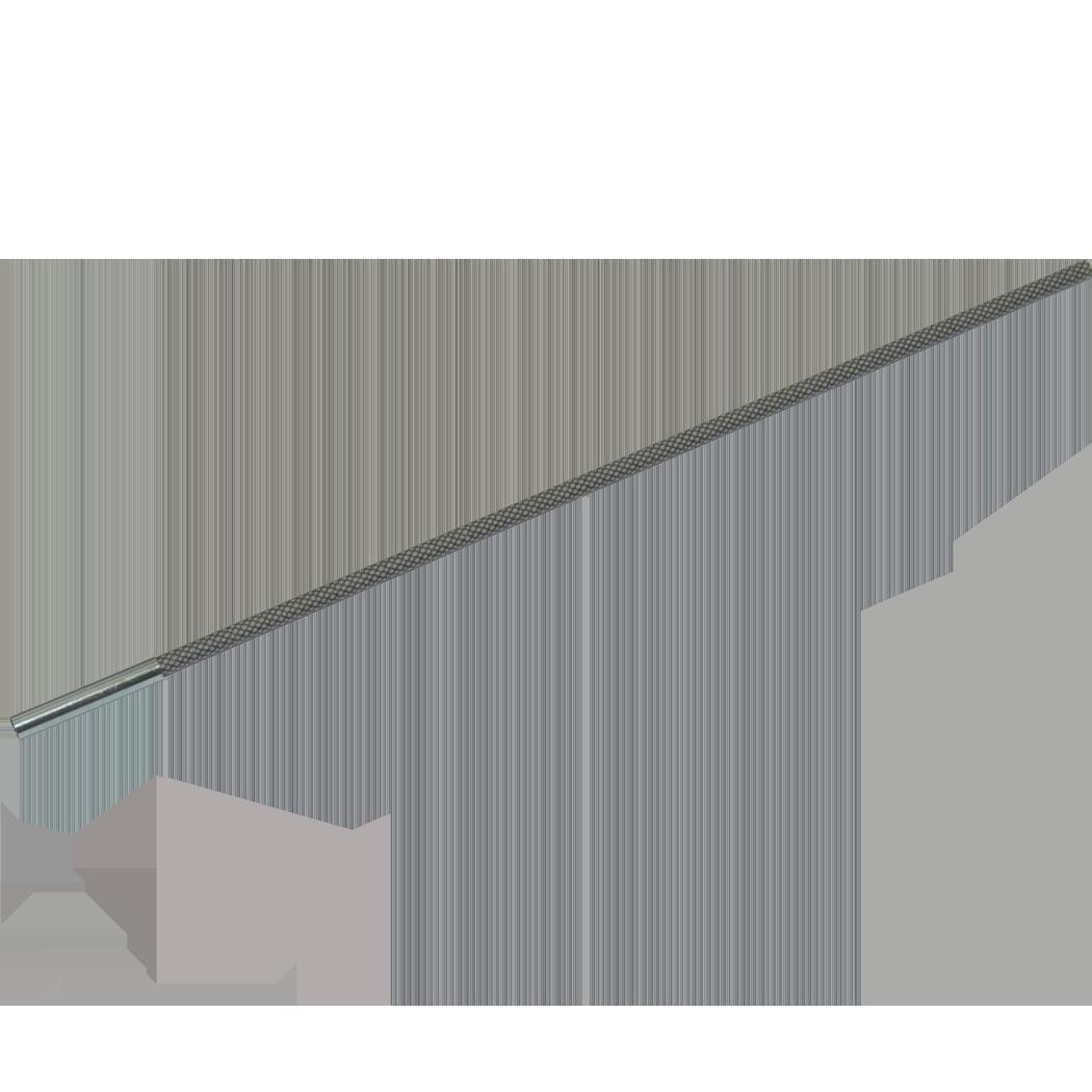 Секция стойки каркаса MOUSSON Section armed fiberglass pole 8.5mm