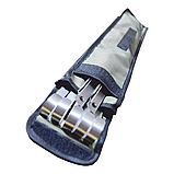 Мангал походный – рамка Mousson Rino 6 IBS, фото 2