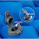 Двухместный надувной коврик-матрас Naturehike FC (большой) туристический коврик с подушкой. Туристичний матрац, фото 4