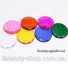 Скло кольорове для клею