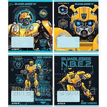 "Тетрадь 12_листов клетка ""KITE"" / Transformers"