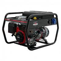 Бензиновый генератор AGT PFEAG4500B/EК