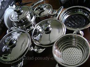Правила ухода за посудой из нержавеющей стали