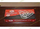 Набор ГРМ Ролик натяжной + ремень ГРМ на ВАЗ 2108,2109,21099 (GT K015521 ХS) Gates, фото 2