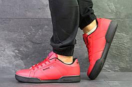 Мужские кроссовки в стиле Reebok Classic Red, красные 44 (28 см)