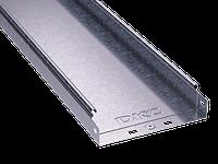 50х50х2000 Короб|Лоток металевий неперфорований, ДКС, S5 Combitech [35010]