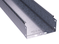 100х100х3000 Короб|Лоток металевий неперфорований, ДКС, S5 Combitech [35101]