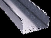 300х100х3000 Короб|Лоток металевий неперфорований, ДКС, S5 Combitech [35104]