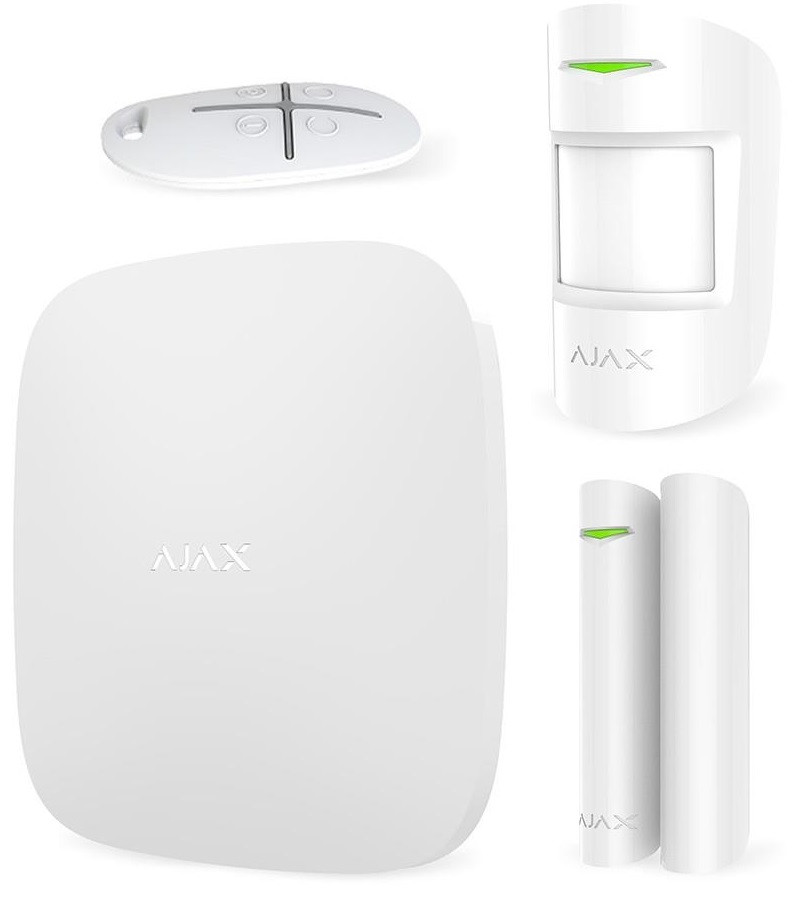 Комплект охранной сигнализации Ajax StarterKit White (000001144)