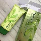 Увлажняющий солнцезащитный крем с семенами зеленого чая Farm Stay Green Tea Seed Sun Cream SPF50+ PA+++, 70мл, фото 2