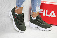 Женские кроссовки в стиле Fila Disruptor 38 (24,2 см)