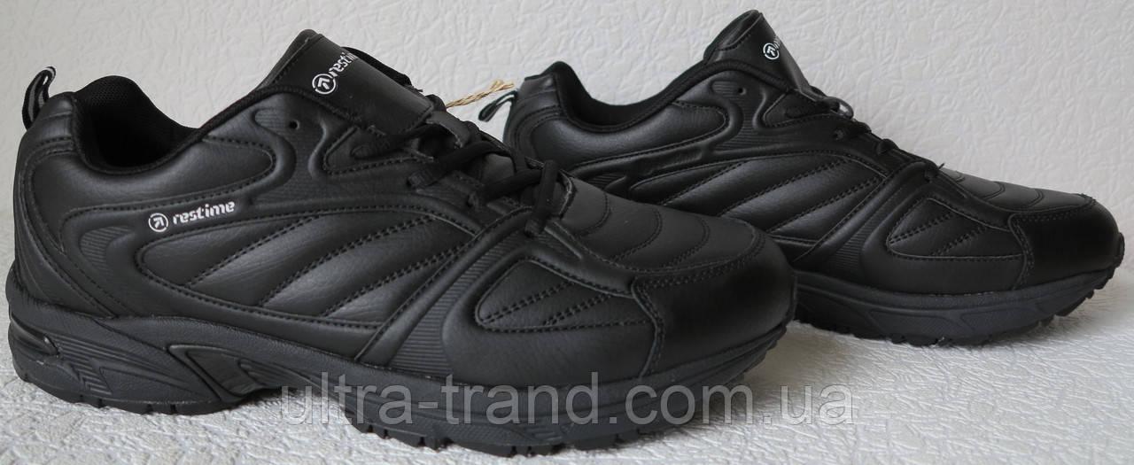 Restime мужские кроссовки большого размера баталы гиганты осенняя обувь