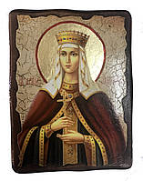 Икона Людмила Святая княгиня