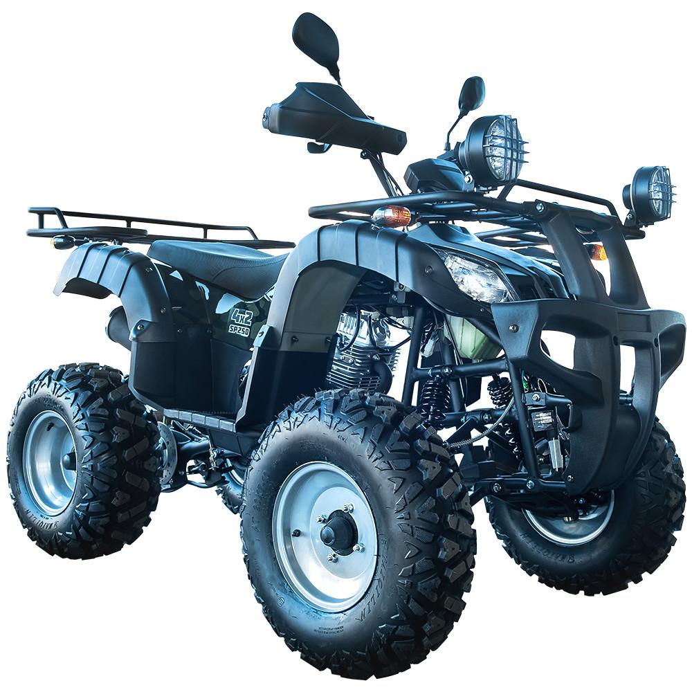 Квадроцикл Spark SP250-4 camo