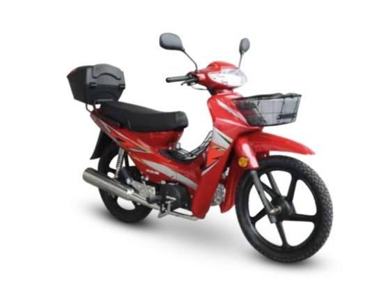 Мотоцикл Spark SP110C-3WQ, фото 2
