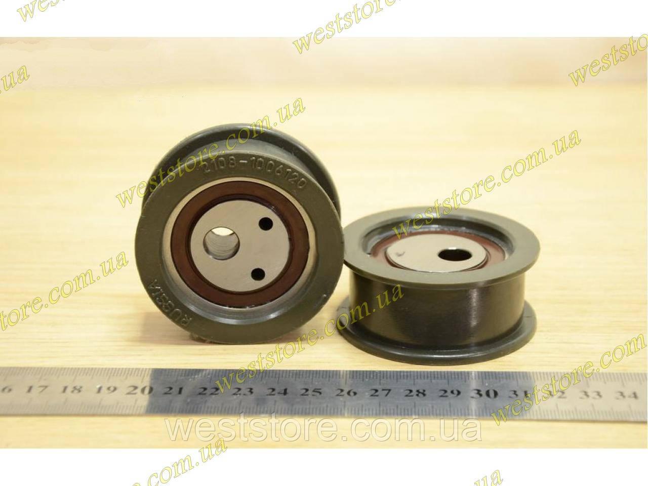 Ролик натяжной на ВАЗ 2108-2109 нового образца (2108-1006120)