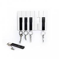 Настенная ключница и брелки для ключей Key Piano Qualy, фото 1