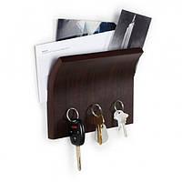 Магнитный держатель для ключей и писем Magnetter Umbra, фото 1