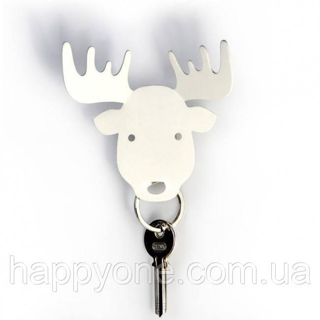 Держатель для ключей и аксессуаров Moose Qualy