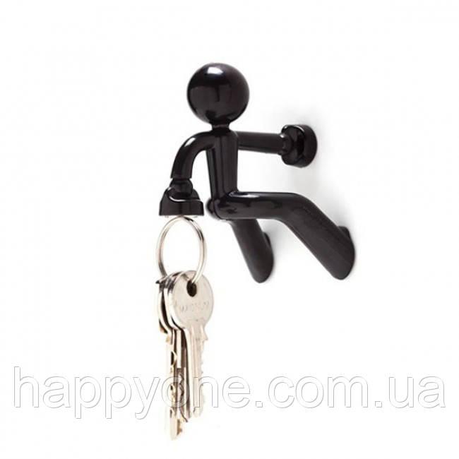 Ключница магнитная Key Pete Peleg Design (черный)