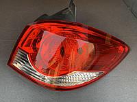 Фонарь задний правый Chevrolet Cruze хетчбек  c 2011 г.