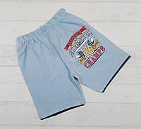 Детские шорты  на мальчика  3,4,5,6,7 лет