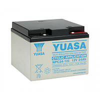 Акумулятор YUASA NPC24-12I