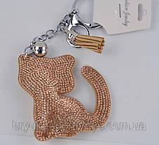 Брелок подарочный с кутасиком - Кошечка, фото 3