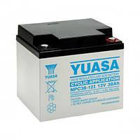 Акумулятор YUASA NPC38-12I