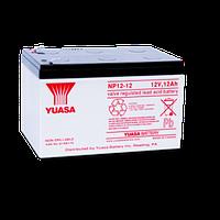 Акумулятор YUASA NP12-12