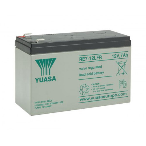 Аккумулятор YUASA RE7-12L(FR)