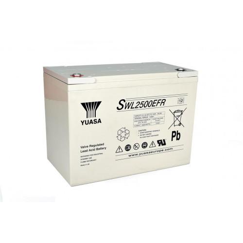 Аккумулятор YUASA SWL2500E(FR)