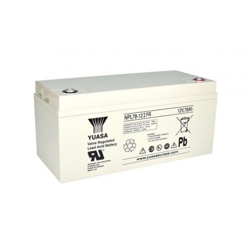 Аккумулятор YUASA NPL78-12IFR