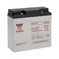 Аккумулятор YUASA NP17-12I