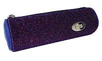 "Пенал CFS косметичка CF86657 мягкий ""Magic"", тубус 1змейка 20х6х6см фиолетовый"